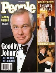 johnny carson people mag